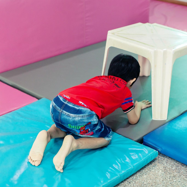 BaanAunRak บ้านอุ่นรัก กระอุ่นพัฒนาการเด็ก เด็กออทิสติก เด็กพัฒนาการช้า เด็กสมาธิสั้น